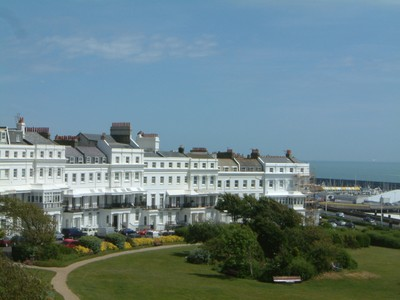 Lewes Crescent Regency Buildings Brighton