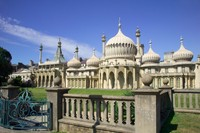 Brighton Pavillion Sussex